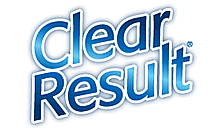 Clear Result logo