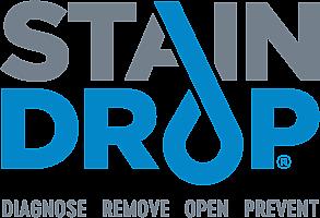 Stain Drop Logo