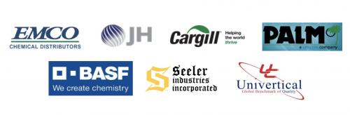 Logos of vendors