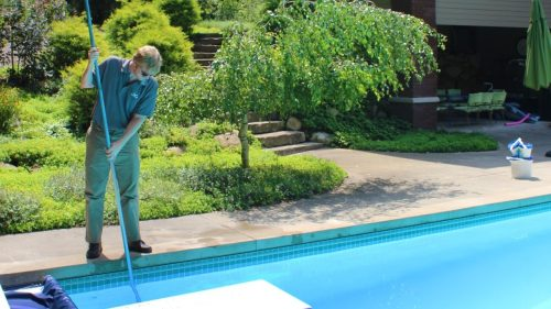 How to Clean your pool during a chlorine shortage