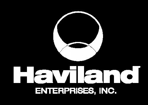 Haviland enterprises white logo