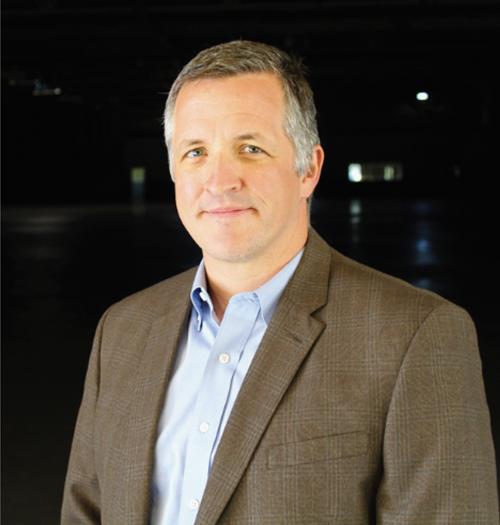 Headshot of Ben Gaeth, VP of Enterprise Services
